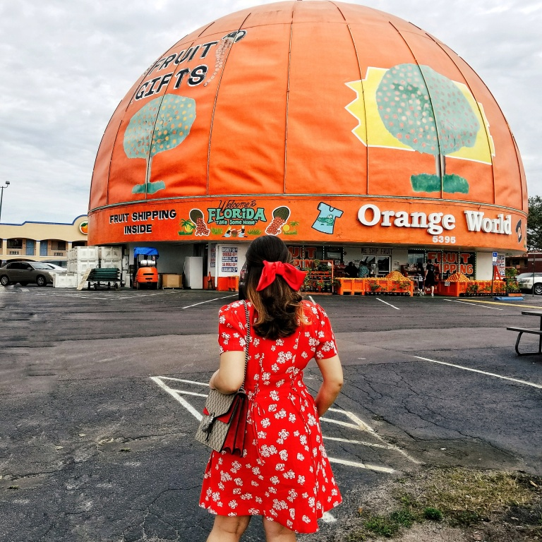 The World's Largest (Half-)Orange // A Savage Heart